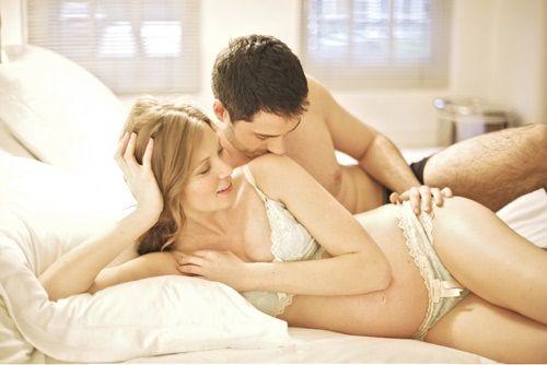Quan hệ khi mang thai 3 tháng cuối phải do người phụ nữ quyết định