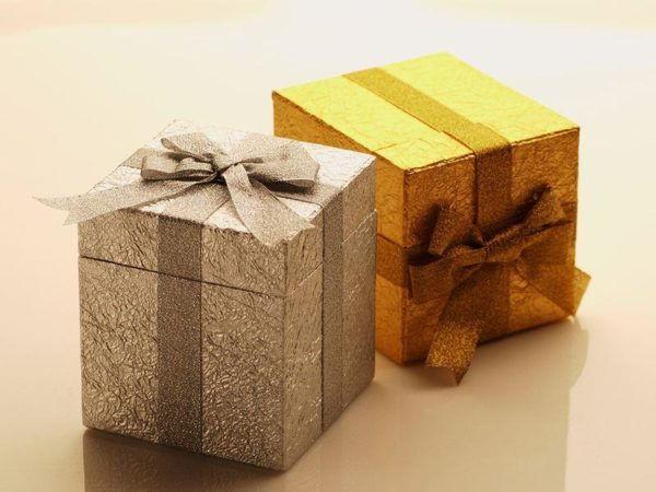 Trình bày món quà