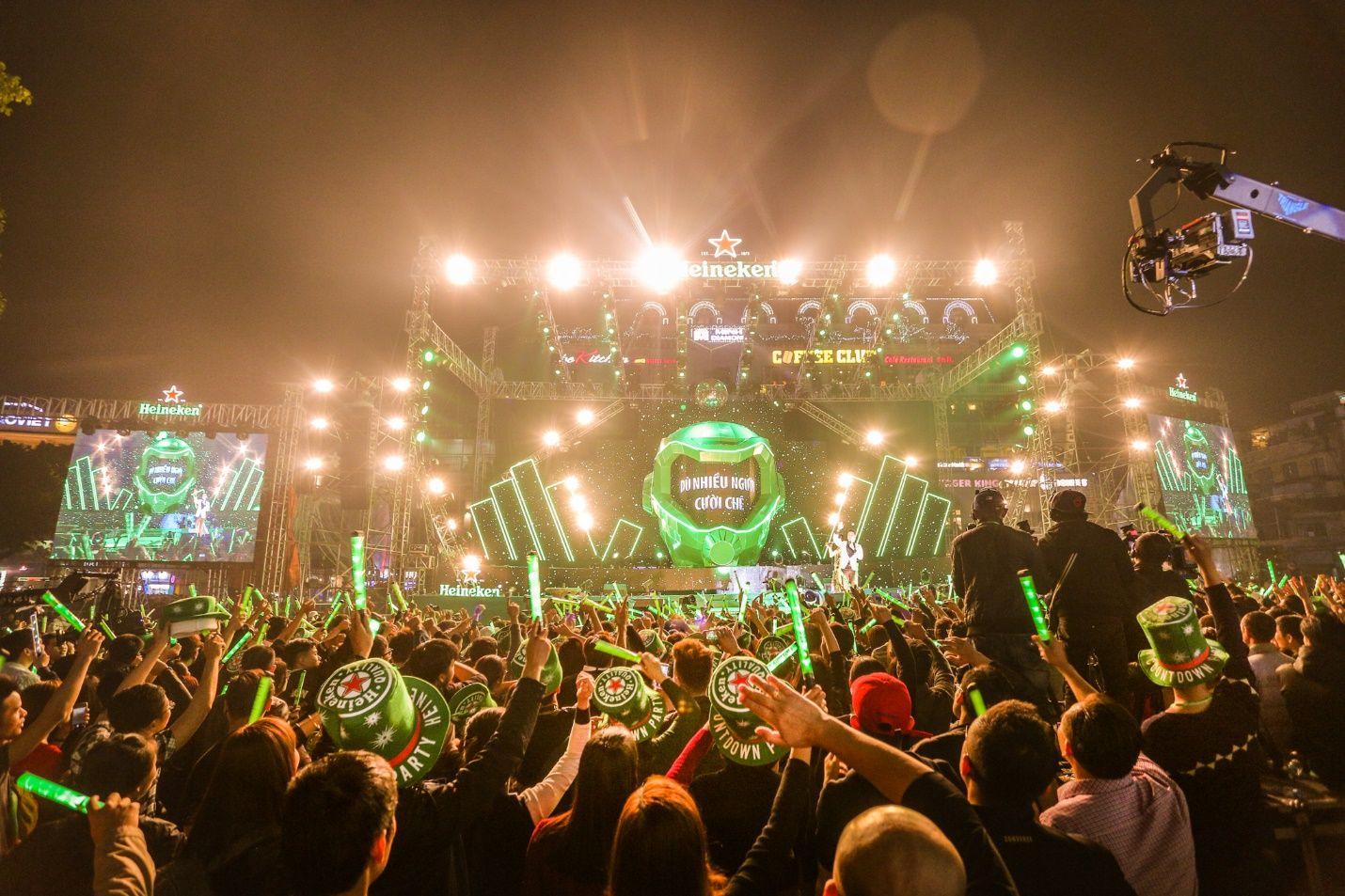 Heineken Countdown