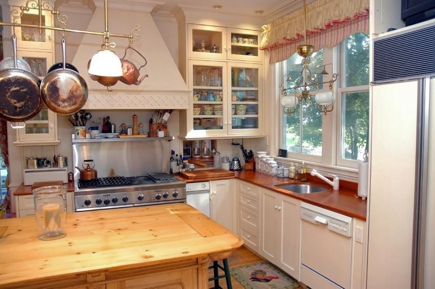 Trang trí nội thất nhà bếp đẹp như mơ