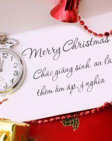 Gợi ý 7 quà tặng Noel độc đáo, ấm áp mùa giáng sinh