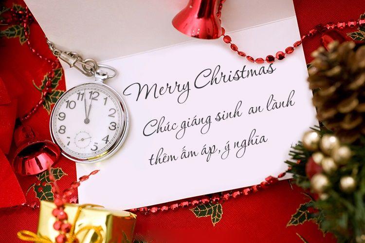 quà tặng cho giáng sinh