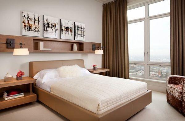 Trang trí phòng ngủ nhỏ đẹp ấn tượng