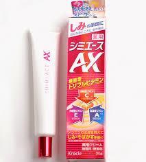 Shimi Ace Kracie Nhật Bản  Vitamin C tinh khiết ức chế việc sản xuất melanin, ngăn chặn vết thâm, nám, sạm, làm trắng da., loại bỏ lớp tế bào sừng chết, làm thông thoáng lỗ chân lông và làm mịn da