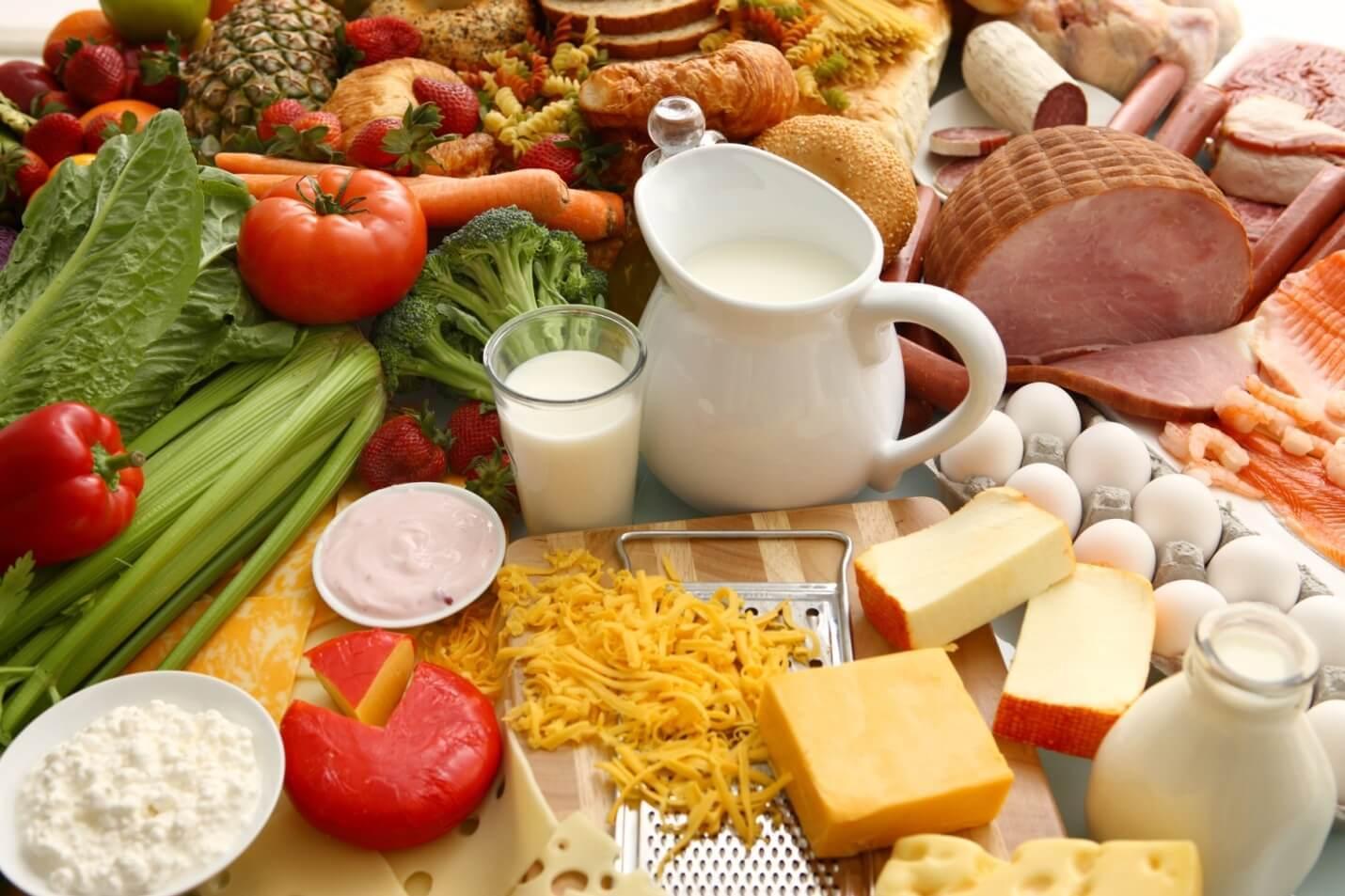 Chế độ ăn uống - ngủ nghỉ hợp lý