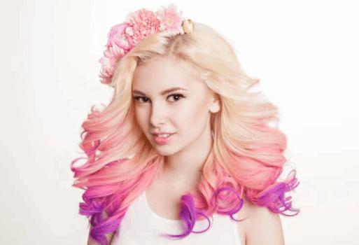 sử dụng hóa chất uốn, duỗi, nhuộm cũng khiến tóc khô và rụng