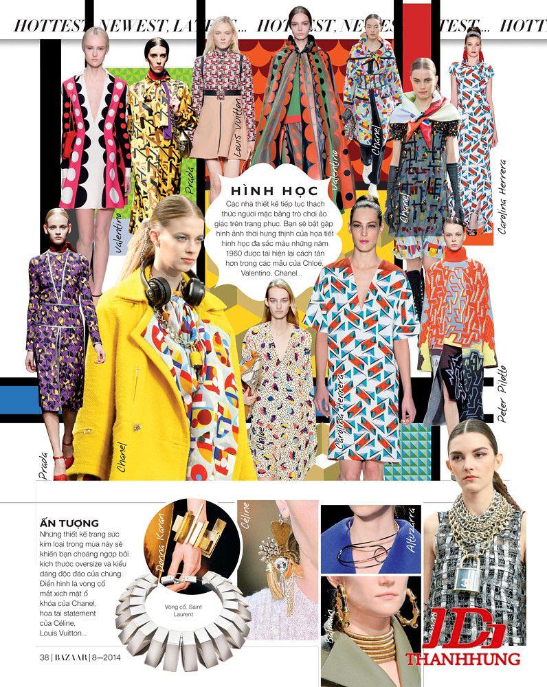Xu hướng thời trang Thu Đông năm nay cực HOT 3