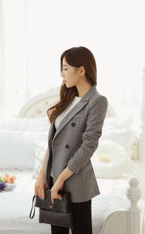 Thời trang công sở Thu Đông 2014 đẹp như Hàn Quốc cho Nữ 0