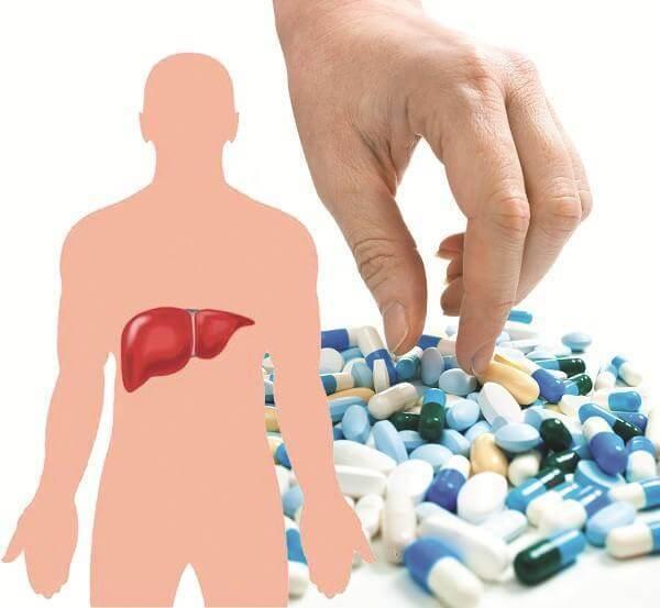 Lạm dụng thuốc gây viêm gan