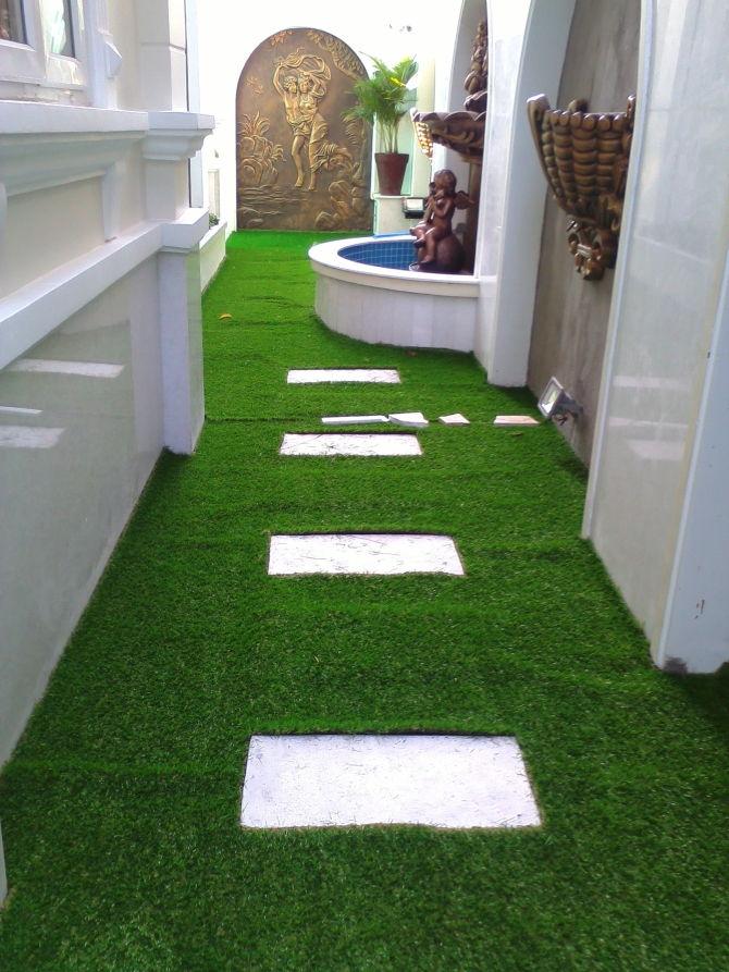 Cách giặt thảm nhân tạo tạ nhà