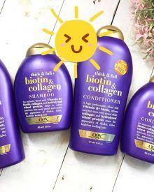Bộ sản phẩm biotin mọc tóc hiệu quả của Mỹ thuốc dầu gội