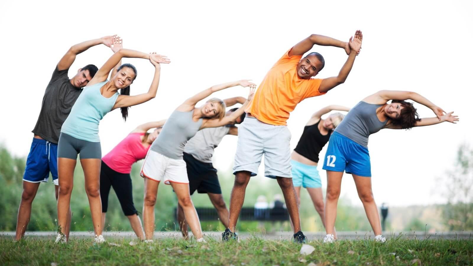 Siêng năng tập thể dục và sinh hoạt lành mạnh để phòng tránh sùi mào gà
