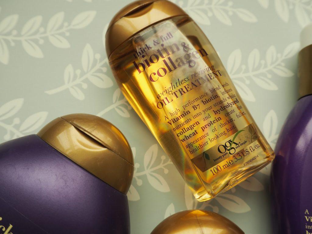 Nếu các nàng đang cần 1 mùi hương nhẹ nhàng, mộc mạc tự nhiên, mang lại cảm giác sảng khoái, nhẹ nhõm thì chắc chắn dầu dưỡng tóc Organix Biotin & Collagen mỹ sẽ không làm bạn thất vọng đâu nhé