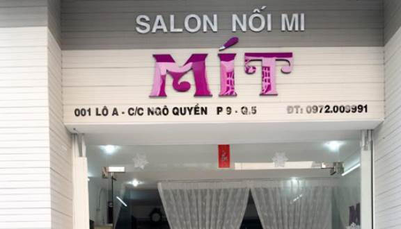 Top 10 Cơ Sở Nối Mi Giá Tốt Chất Lượng Tại Hồ Chí Minh 7