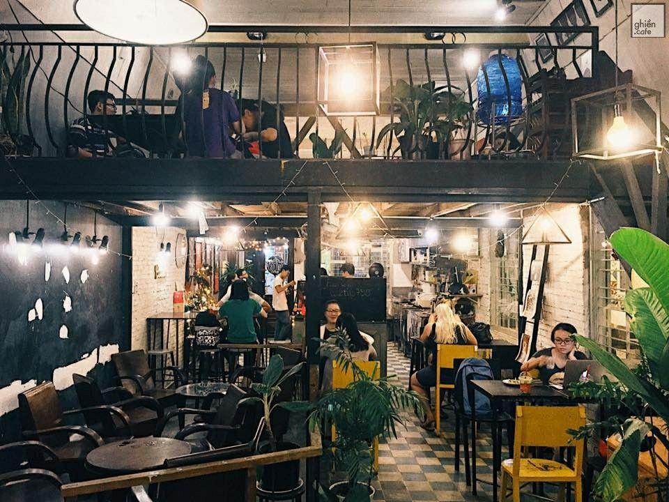 Top 5 Quán Cà Phê Đẹp Nằm Trong Hẻm Tại Sài Gòn 4