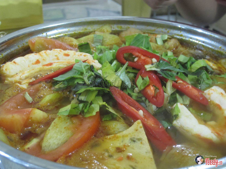 Các Nhà Hàng Ăn Chay Ngon Tại Sài Gòn