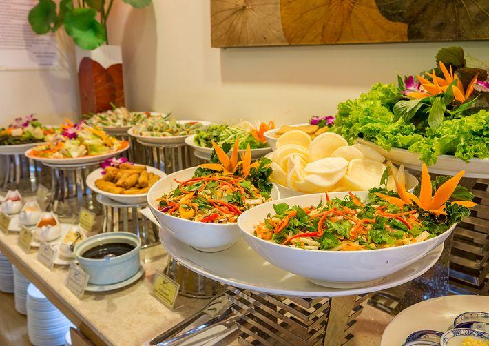 Top 5 Nhà Hàng Chay Ngon, Hút Khách Tại Tp. Hồ Chí Minh 4