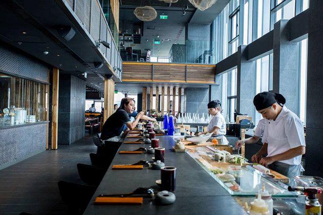 Top 05 Nhà Hàng Sushi Nhật Bản Đúng Chuẩn Tại Sài Gòn 1
