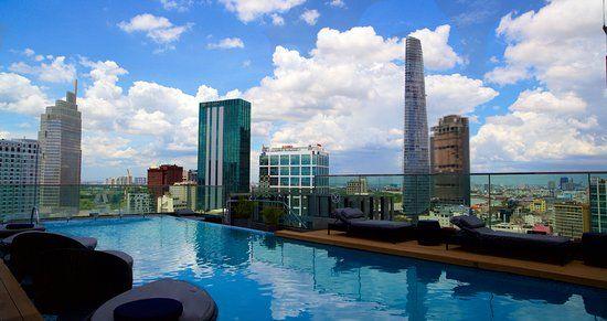 Top 5 Khách Sạn 4 Sao Sang Chảnh Tại TP HCM 5