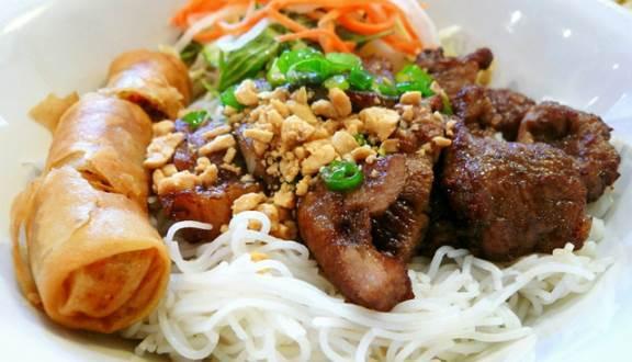 Top 07 Tiệm Bún Thịt Nướng Ngon Tại Hồ Chí Minh 11