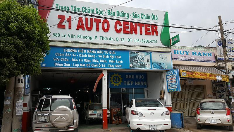 Top 05 Dịch Vụ Sửa Chữa Ô Tô Uy Tín Tại Thành Phố Hồ Chí Minh 5