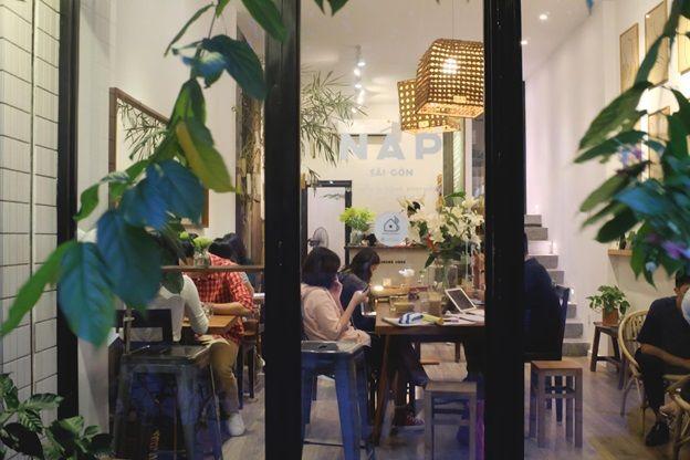 Top 07 Quán Cà Phê Nhiều Cây Xanh Tại Hồ Chí Minh 1