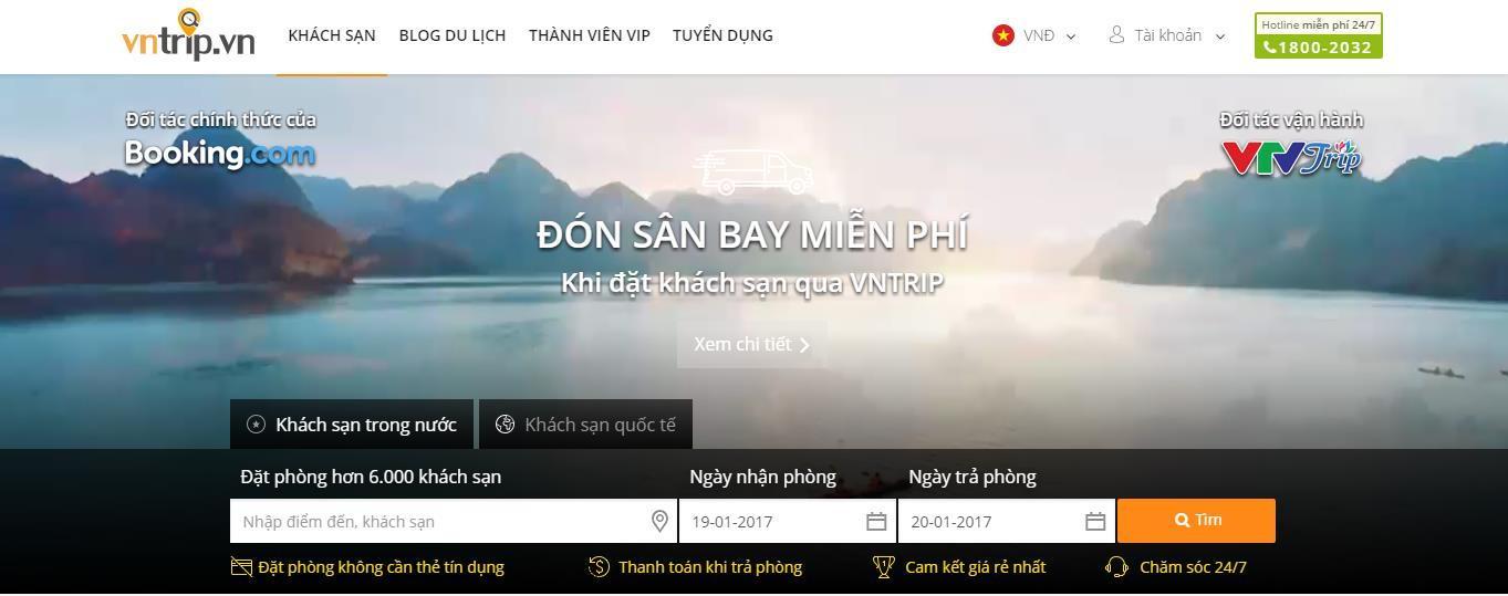 Top 10 Website Đặt Phòng Online Uy Tín Nhất 5