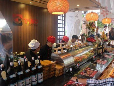 Top 05 Nhà Hàng Sushi Nhật Bản Đúng Chuẩn Tại Sài Gòn 9