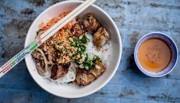 Top 07 Tiệm Bún Thịt Nướng Ngon Tại Hồ Chí Minh 10