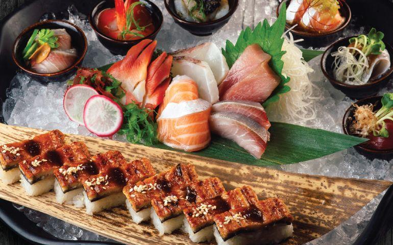 Top 05 Nhà Hàng Sushi Nhật Bản Đúng Chuẩn Tại Sài Gòn 6