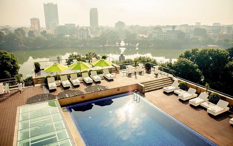 Top 5 Khách Sạn Có Bể Bơi Sang Chảnh Tại Hà Nội 7