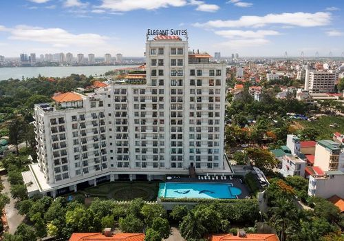 Top 5 Khách Sạn Có Bể Bơi Sang Chảnh Tại Hà Nội 5