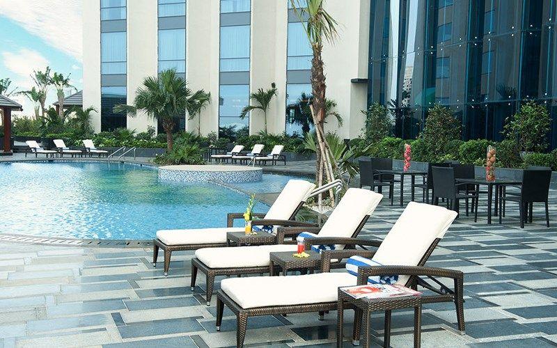 Top 5 Khách Sạn Có Bể Bơi Sang Chảnh Tại Hà Nội 10