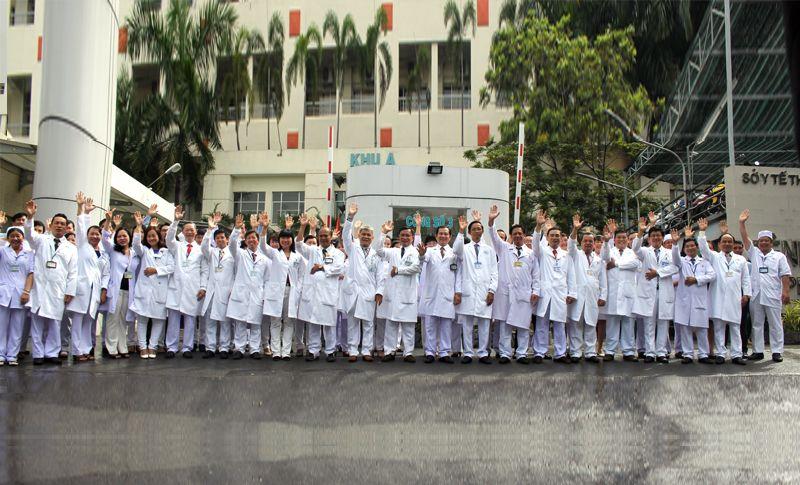 Top 5 Bệnh Viện Được Đánh Giá Tốt Nhất Hồ Chí Minh 2