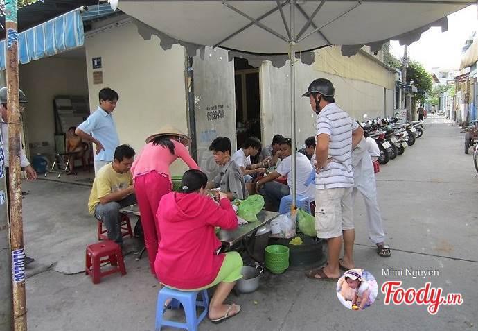 Top địa chỉ quán bánh canh ngon Tại TP Hồ Chí Minh