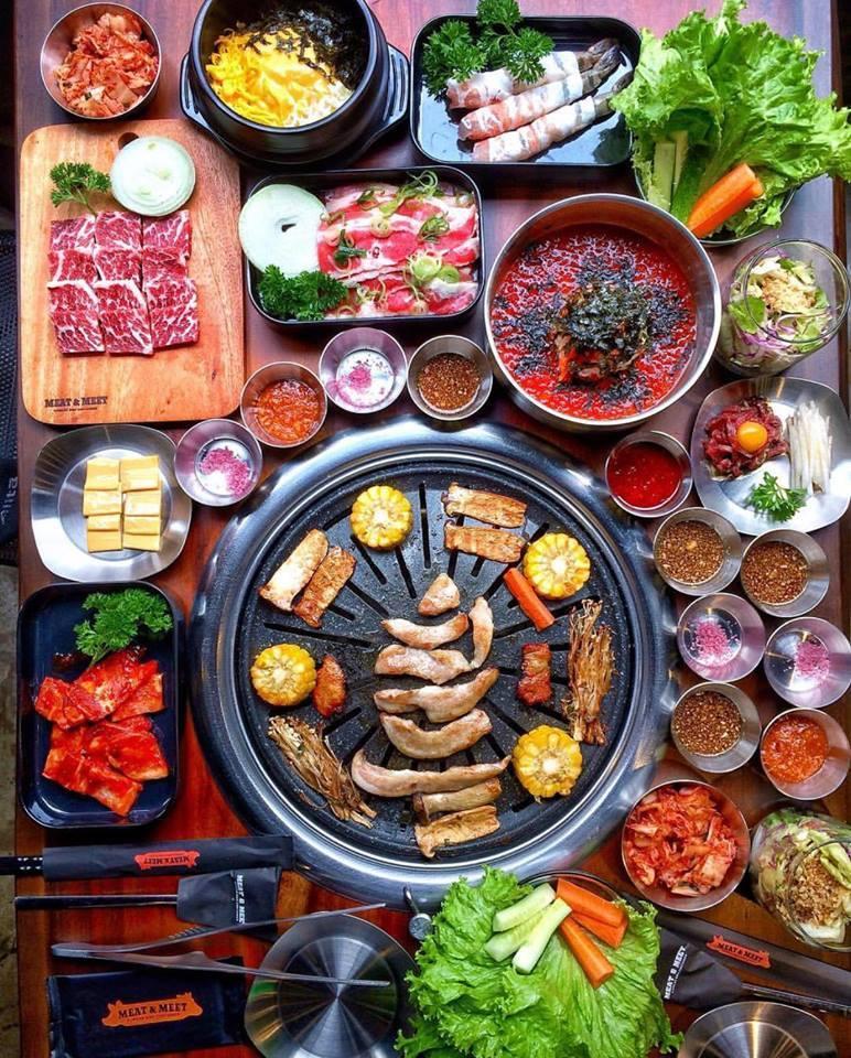 Top 5 Địa Điểm Ăn Thịt Nướng Kiểu Hàn Quốc Ngon Nhất Ở Quận 7 9