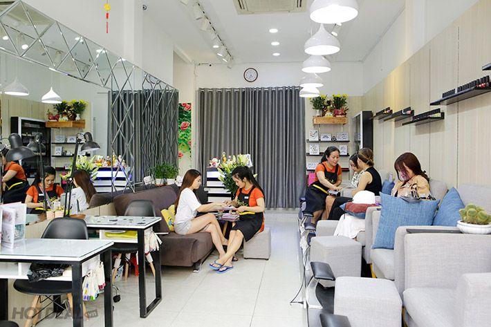 Top 10 Cơ Sở Nối Mi Giá Tốt Chất Lượng Tại Hồ Chí Minh 5