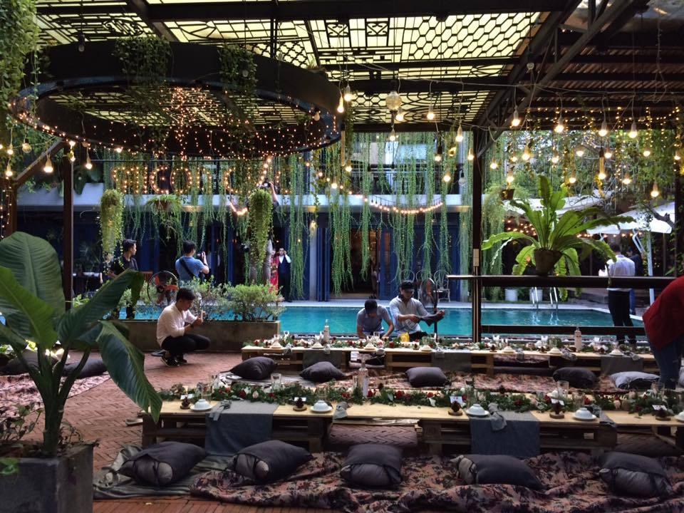 Top 07 Quán Cà Phê Nhiều Cây Xanh Tại Hồ Chí Minh 11