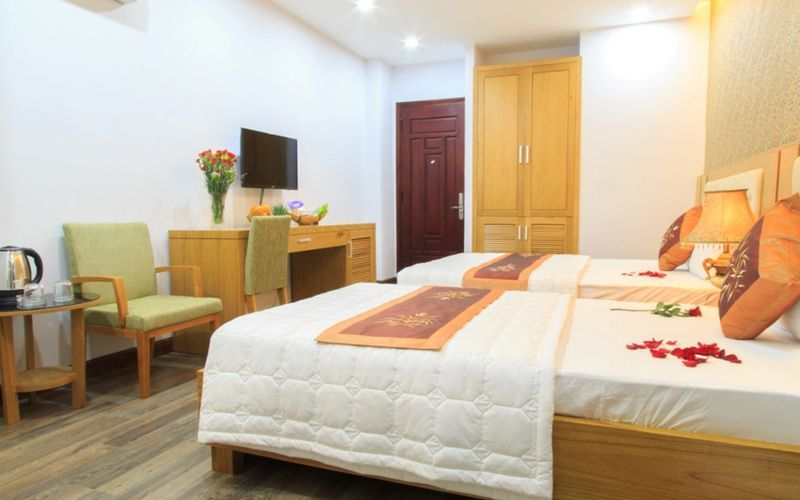 Top 5 Khách Sạn 2 Sao Chất Lượng, Giá Rẻ Tại Đà Nẵng 2