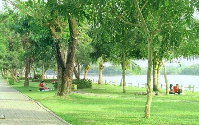 Top 5 Công Viên Tại Sài Gòn Cho Bạn Những Tấm Hình Cực Chất 11
