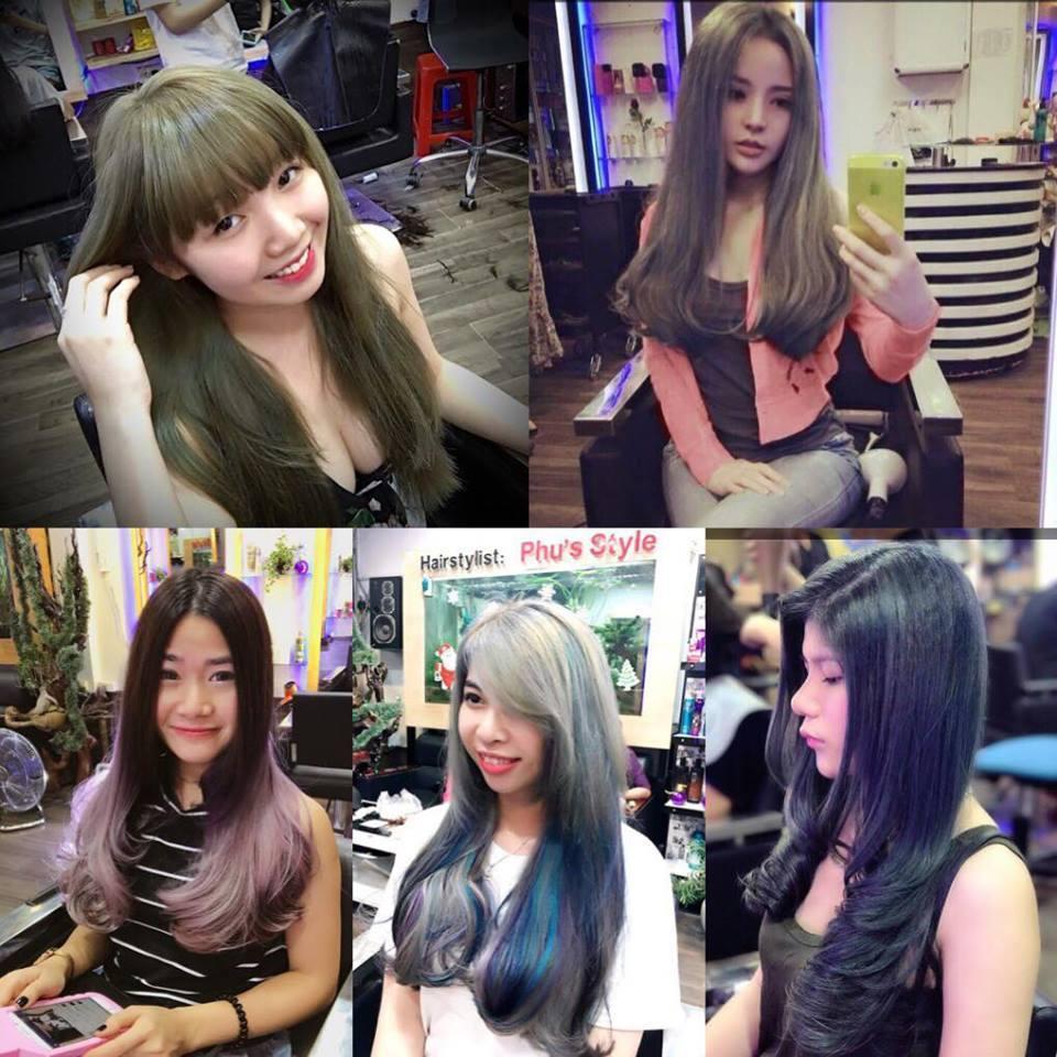 Các trung tâm chăm sóc tóc đẹp tại hcm