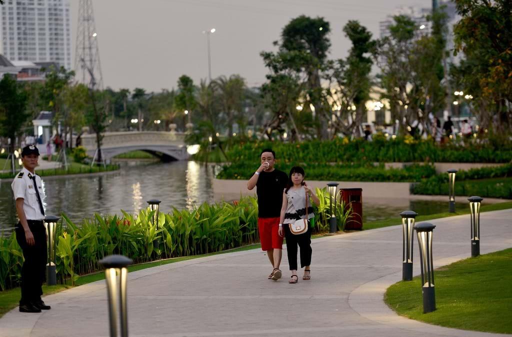 Top 5 Công Viên Tại Sài Gòn Cho Bạn Những Tấm Hình Cực Chất 4