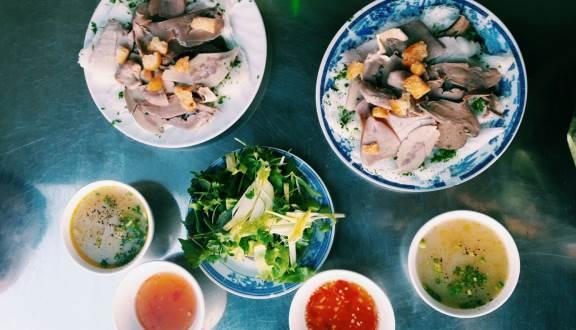 Top 06 Quán Bánh Hỏi Cháo Lòng Bình Định Tại Sài Gòn 1