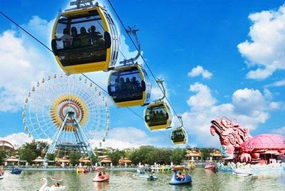 Top 5 Khu Vui Chơi Giải Trí Nổi Tiếng Nhất TP. Hồ Chí Minh 5