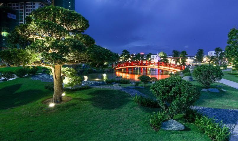 Top 5 Công Viên Tại Sài Gòn Cho Bạn Những Tấm Hình Cực Chất 2