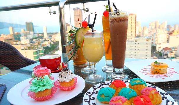 Top 5 Quán Cafe Bar Sân Thượng Có View Đẹp Nhất Đà Nẵng 4