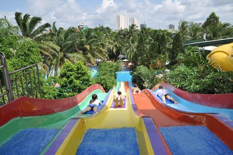 Top 5 Địa Điểm Vui Chơi Giải Trí Cho Ngày Hè Oi Bức Ngay Tại Tp. Hồ Chí Minh 10
