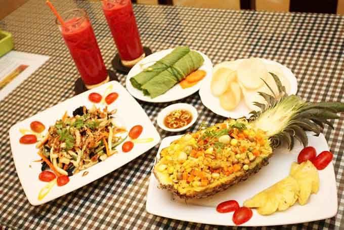 Top 5 Nhà Hàng Chay Ngon, Hút Khách Tại Tp. Hồ Chí Minh 6