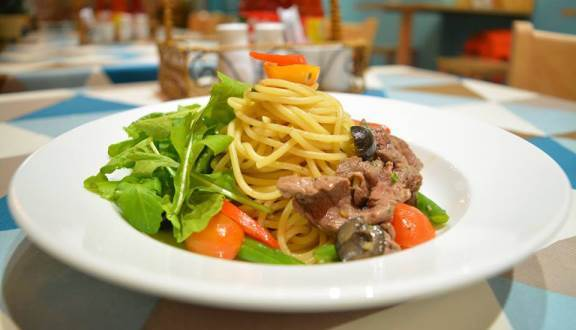 Top 05 Tiệm Mỳ Ý Ngon Rẻ Tại Tp Hồ Chí Minh 1