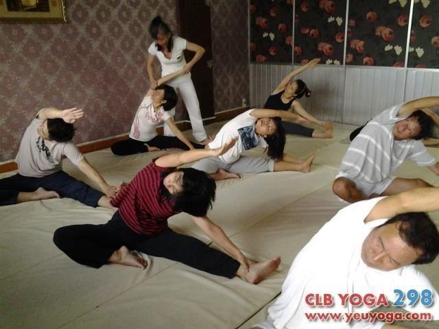Địa chỉ tập Yoga ở TpHCM tất cả các quận kèm bảng giá Học Phí